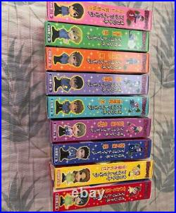 Ouran High School Host Club Mascot Figure Completed 9 set F/S from Japan A
