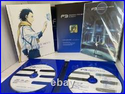 PERSONA 3 The Movie Limited Edition Blu-ray BOX Complete 1-4 SET from Japan
