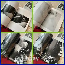PROVOKE COMPLETE REPRINT 2018 DAIDO MORIYAMA 3 volumes From Japan
