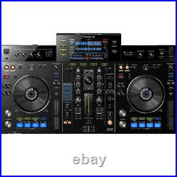 Pioneer DJ XDJ-RX2 BLACK AUX cable included Complete product USED from Japan F/S
