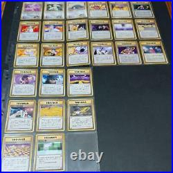 Pokemon Card Complete Gym Leaders' Stadium & Challenge from darkness from JAPAN