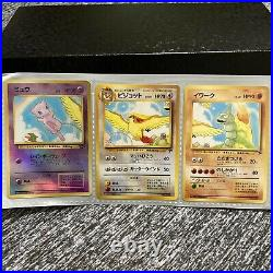 Pokemon Card Southern Island 18 Cards Complete Set from Japan