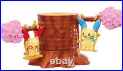 Pokemon Forest vol. 4 Cherry tree SAKURA Full Complete set of 6 from JAPAN NEW