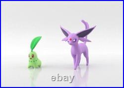 Pokemon Scale World 1/20 Jyoto Complete set of 8 from JAPAN NEW