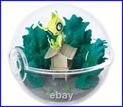 Pokemon Terrarium Collection 3 Complete collection of 6 Re-ment from JAPAN NEW