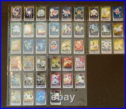 Pokemon carddass lot of 151 card completefrom japan