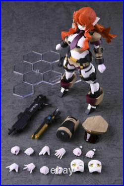 Polynian Betty Completed Action Figure pre-order limited ship from JAPAN