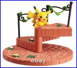 Re-ment Pokemon's Steps Full Complete set of 6 mini figure from JAPAN NEW F/S