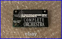 Roland SRX-06 Complete Orchestra Expansion BoardFrom Japan Used