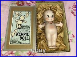 Rose O'Neill Bisque Kewpie Doll Complete Reprint Replica From Japan used