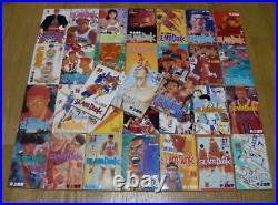 SLAM DUNK Comic Vol. 1-31 Complete Set Japanese busket manga anime from jp Used