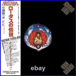 SONY MUSIC JAPAN Santana Lotus Japan SACD HYBRID4.0 Complete Edition from Japan