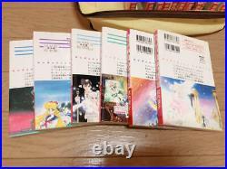 Sailor Moon Vol. 1-18 Complete Comic Set Japanese Manga Anime From Japan USED