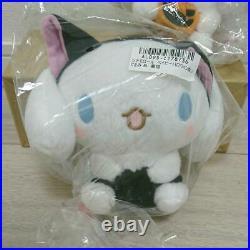 Sanrio Cinnamoroll Plush Baby Halloween Plush Complete Set of 3 From Japan