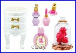 Sanrio My Melody Secret Dress-up Room Complete set 8 pieces from JAPAN NEW
