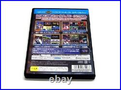 Sega Ages 2500 Vol 32 Phantasy Star Complete Collection PS2 From Japan Used