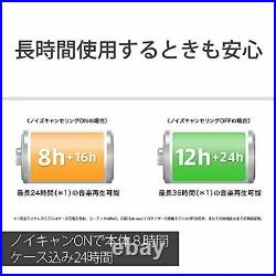 Sony Wireless Noise Canceling Earphone WF-1000XM4 Completely wireless from Japan