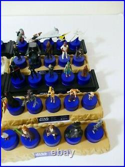 Star Wars Classics Bottle Cap Figure Complete 50pcs Pepsi Cola BNIB from Japan