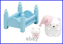 Sumikko Gurashi Bed Room Full Complete set of 8 Re-Ment from JAPAN NEW
