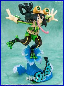 TAKARATOMY My Hero Academia Frog Baiu Hero Suit Ver. 1/8 Complete Figure from JP