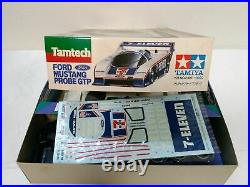 TAMIYA 1/24 RC Ford Mustang Probe GTP Tamtech Complete Kit 2106 from Japan