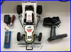 TAMIYA XB Series No. 46 Grasshopper Complete Model 1/10 RC Drive Set From Japan