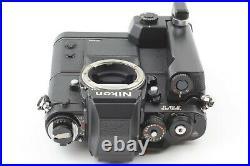 TOP MINT / Complete Set Nikon F3/T F3T HP 35mm SLR Film Camera From Japan 346