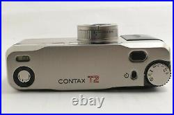 Test shot completed Contax T2 35mm f/2.8 Film Camera from JAPAN by DHL #1743