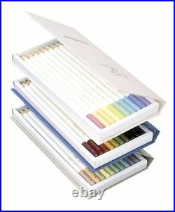 Tombow Coloring Pencil Irojiten No. 1-3 Complete Set 90 Pencil From Japan F/S