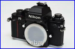 Top Mint Nikon F3P Body SLR Film Camera Completed with Original Box from JAPAN