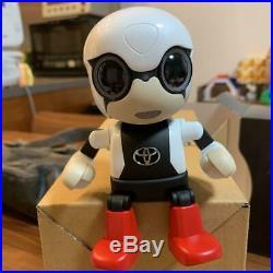 Toyota Kirobo Mini Robot Completely unused From Japan EMS