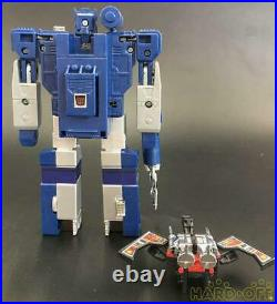 Transformers Collection 10 SOUNDWAVE Complete Takara Used Boxed from Japan
