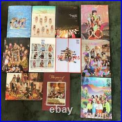 Twice CD Summary Sell 28 Set Complete with Christmas Edition from JAPAN F/S