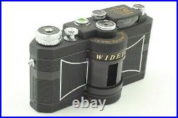 UNUSED in BOX Complete Set Panon WIDELUX F8 Panoramic Camera From JAPAN #444