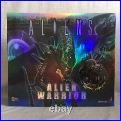 USED Hot Toys 1/6 Alien Warrior Repaint Version Alien 2 Figure from Japan