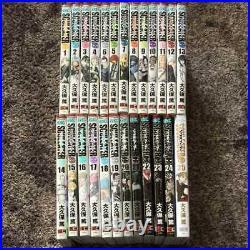 Used Soul Eater vol. 1-25 Complete Full Set Japanese Comics Manga from Japan