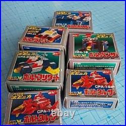 VINTAGE VOLTES V Action Figure Popinica Popy Complete Set from Japan(J)