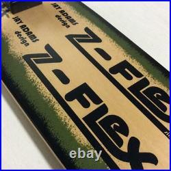 Z-FLEX Skateboard Deck JAY ADAMS 29inch COMPLETE Unused item Imported from Japan